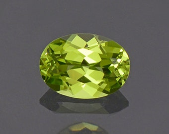 SALE! Excellent Green Grossular Garnet from Tanzania 1.00 ct.