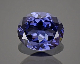 Beautiful Deep Blue Spinel Gemstone from Sri Lanka 2.04 cts.