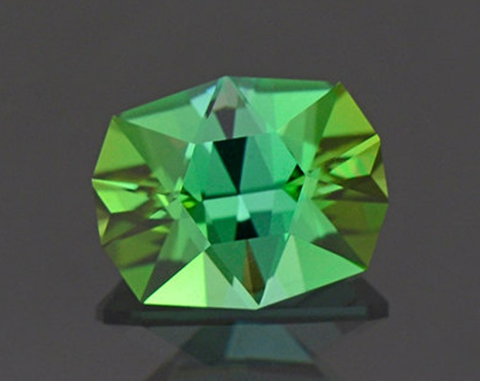 Outstanding Blue Green Tourmaline Gemstone from Maine 2.84 cts.