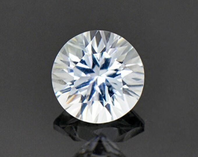 Radiant Concave Cut Aquamarine Gemstone from Brazil 1.24 cts.