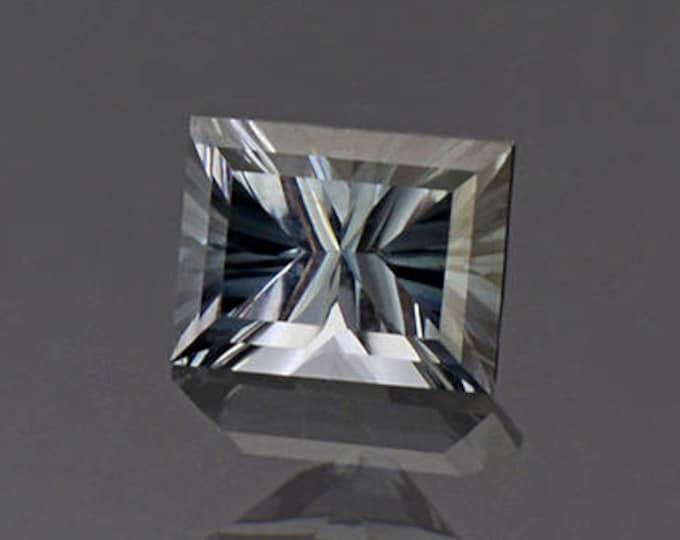 Beautiful Silvery Blue Tourmaline Gemstone from Brazil 1.31 cts.
