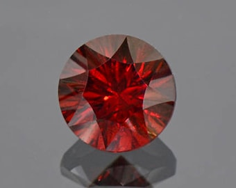 SALE! Fine Deep Red Rhodolite Garnet Gemstone from Tanzania 4.38 cts.