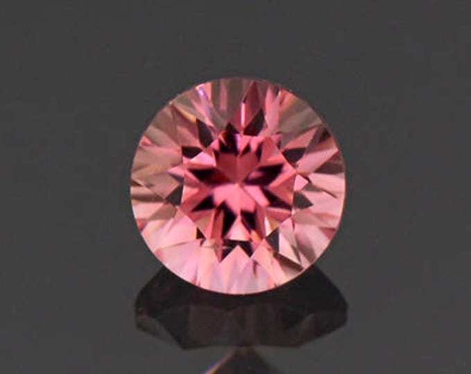 Lovely Pink Concave Tourmaline Gemstone from Brazil 0.98 cts.