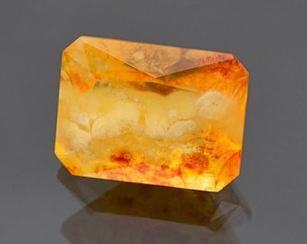 SALE! Large Fascinating Vascular Opal Gemstone from Mexico 6.94 cts.