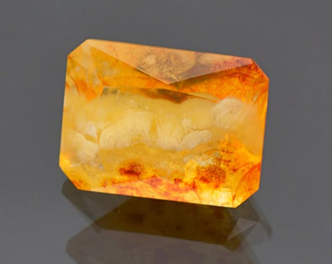 Large Fascinating Vascular Opal Gemstone from Mexico 6.94 cts.