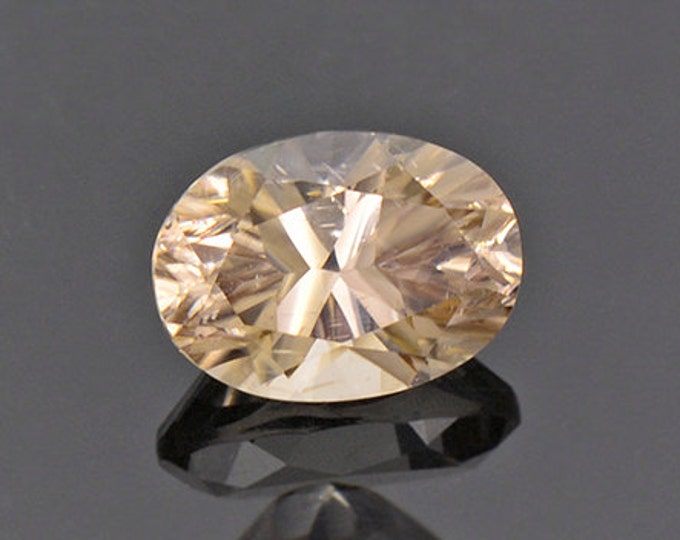 SALE! Gorgeous Champagne Zircon Gemstone from Australia 1.67 cts.
