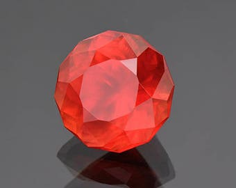 SALE! Gorgeous Red Rhodochrosite Gemstone from South Africa 9.65 cts.