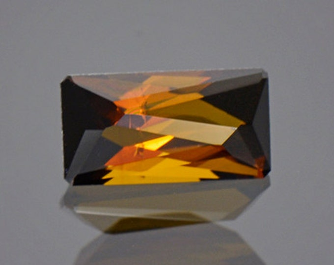 Nice Sunset Tourmaline Gemstone from Tanzania 1.93 cts.