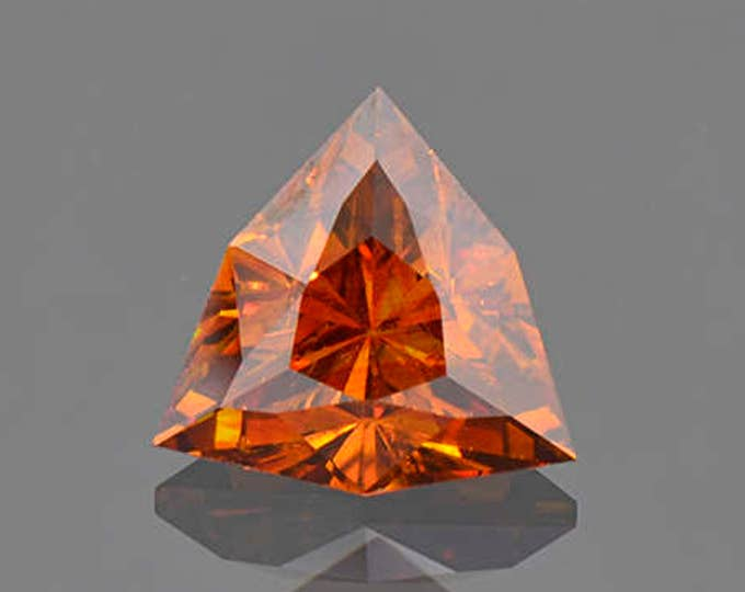 Beautiful Orange Yellow Sphalerite Gemstone from Spain 2.53 cts.
