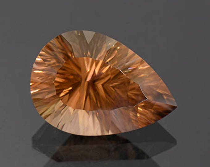 Superb Chocolate Zircon Gemstone from Australia 10.18cts.