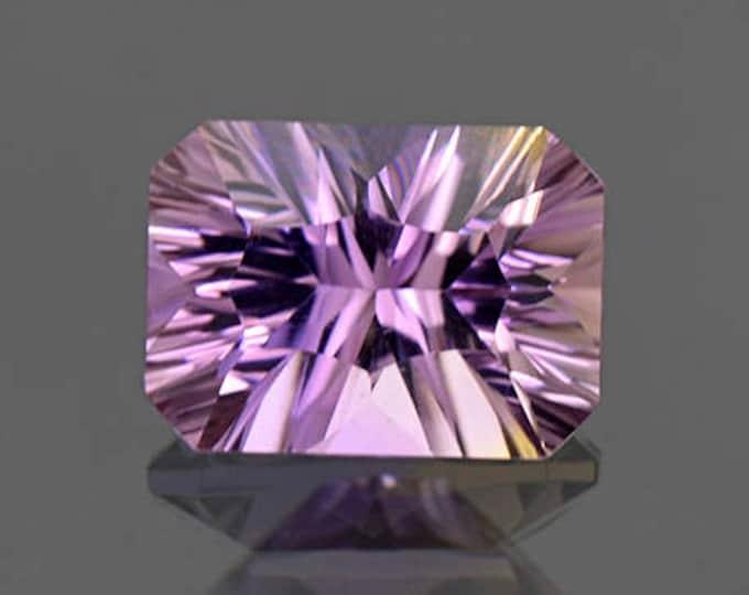 Pretty Bi-Color Ametrine Quartz Gemstone from Bolivia 2.92 cts