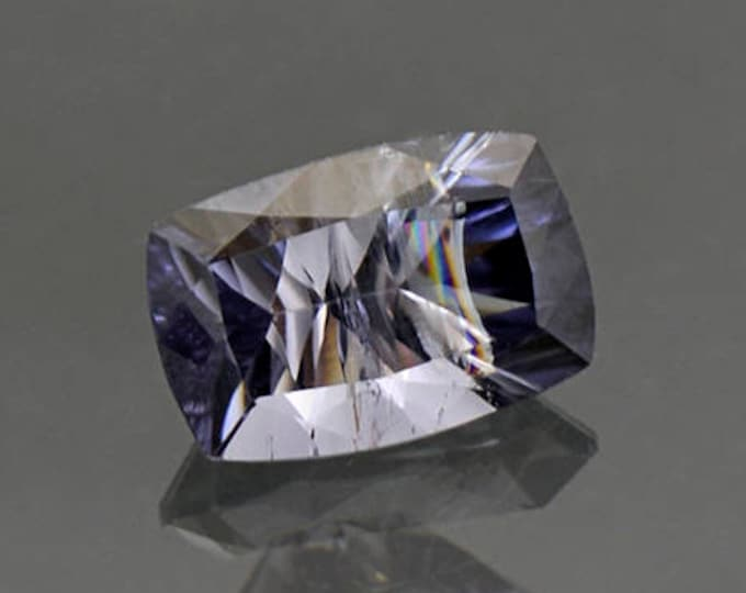 Lovely Silvery Purple Tourmaline Gemstone from Brazil 1.71 cts.