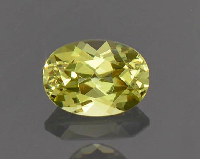 Gorgeous Yellow Grandite Garnet Gemstone from Mali 1.09 cts.