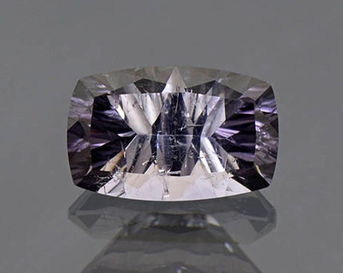 Stunning Silvery Purple Tourmaline Gemstone from Brazil 3.53 cts.