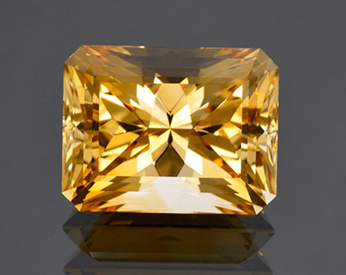 Dazzling Golden Yellow Danburite Gemstone from Madagascar 32.97 cts.