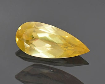 SALE! Lovely Yellow Scheelite Gemstone from China 3.56 cts.
