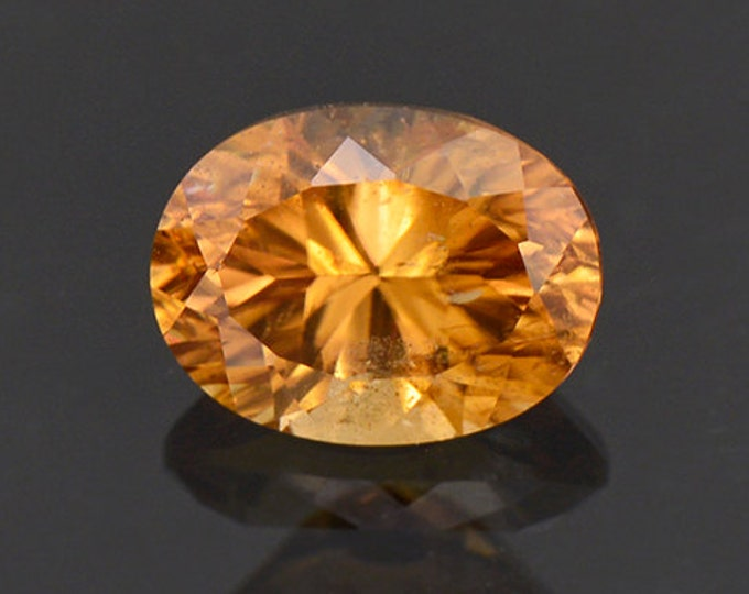 Lovely Orange Zircon Gemstone from Australia 2.60 cts.