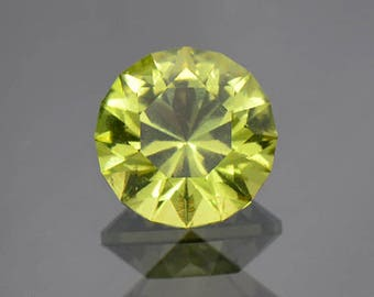 SALE! Gorgeous Green Yellow Apatite Gemstone from Tanzania 3.54 cts.