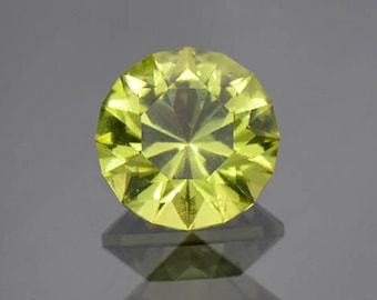 Gorgeous Green Yellow Apatite Gemstone from Tanzania 3.54 cts.
