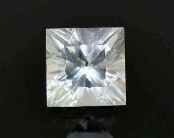 Princess Concave Cut Aquamarine Gemstone from Pakistan 1.88 cts.