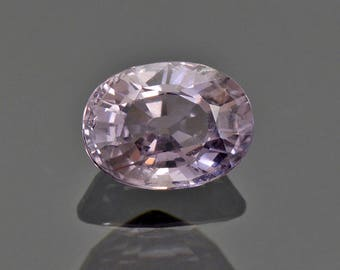 SALE! Brilliant Steely Purple Spinel Gemstone from Myanmar 2.77 cts.