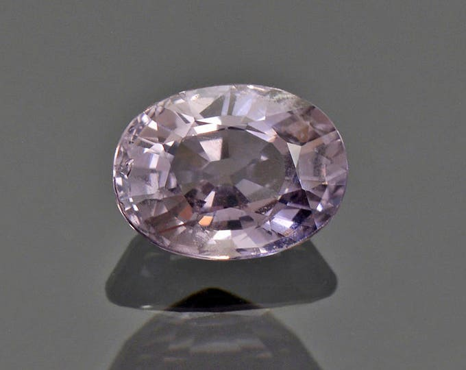 Brilliant Steely Purple Spinel Gemstone from Myanmar 2.77 cts.