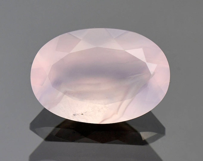 Lovely Light Purple Chalcedony Gemstone from Mexico 9.52 cts.