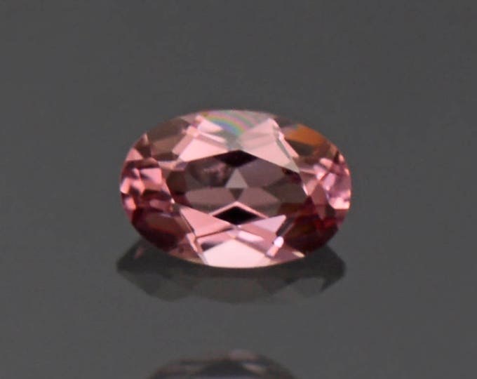 SALE! Lovely Pastel Pink Spinel Gemstone from Burma 0.54 cts.