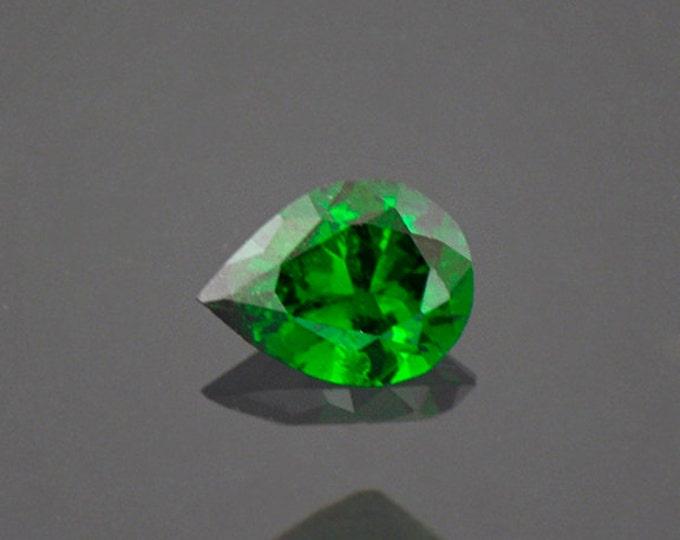 Stunning Rich Green Tsavorite Garnet Gemstone from Kenya 0.44 cts