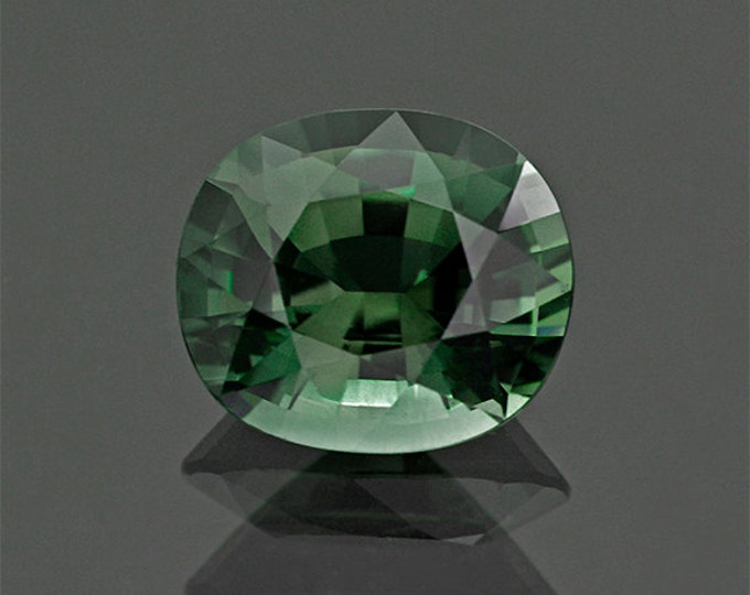 Beautiful Evergreen Tourmaline Gemstone from Mozambique 7.56 cts