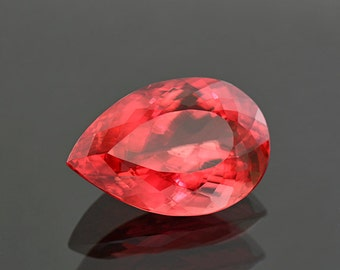 SALE! World Class Red Rhodochrosite Gemstone from Brazil 16.77 cts.