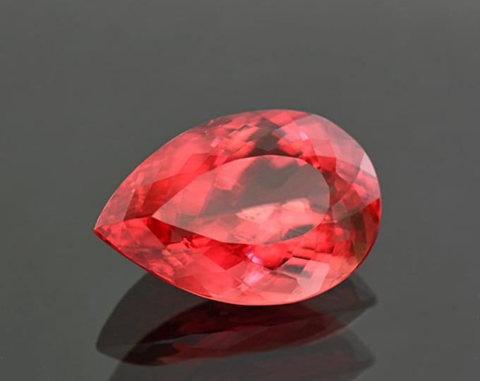 SALE! World Class Red Rhodochrosite Gemstone from Brazil 16.77 cts.