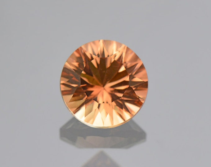 Fantastic Copper Sunstone Gem from Oregon 0.86 cts.