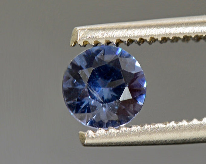 Steel Blue Spinel Gemstone from Burma 0.51 cts.