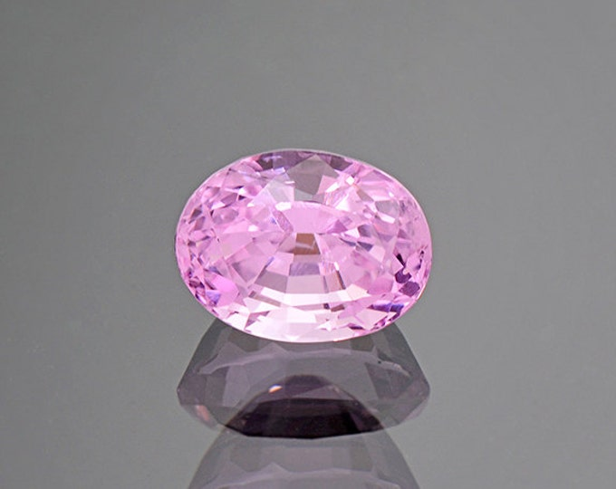 Exquisite Bubblegum Pink Spinel Gemstone from Burma 3.31 cts