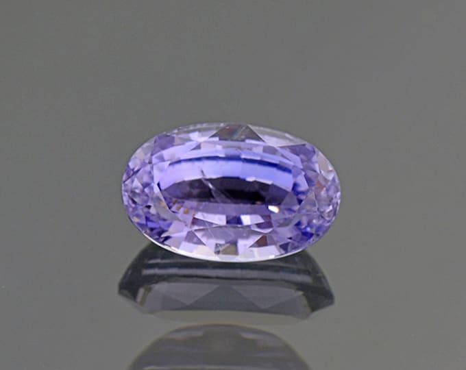 Stunning Color Shift Purple/Blue Sapphire Gemstone from Sri Lanka 1.70 cts.