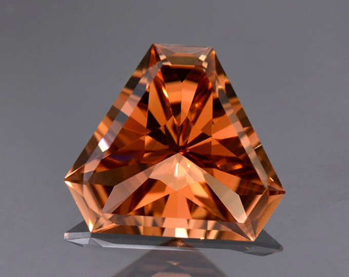 Fabulous Custom Orange Tourmaline Gemstone From Nigeria 3.00 cts