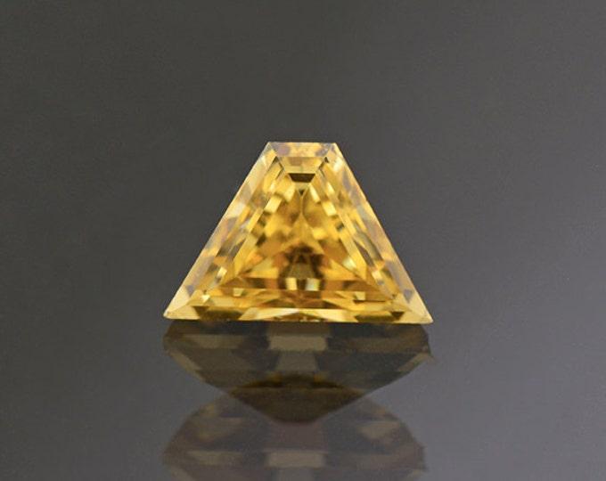Terrific Rare Yellow Scheelite Gemstone from China 3.86 cts