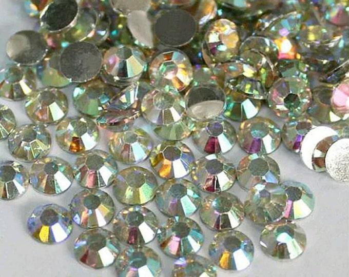 Bebe Costumes AB Bling Crystal Rhinestones (500) 30ss/6mm ((( Buy 2 sets get the 3rd set free!)))