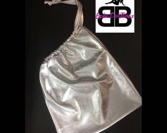 Bebe Costumes Exotic Dancewear Large Money Bag Pick Any Color (((13 BUCKS)))