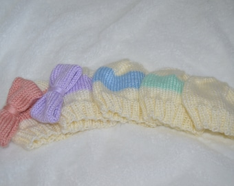 Knitted Newborn Hat