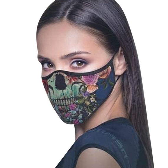 Face Mask Washable Breathable Reusable - Same day shipping