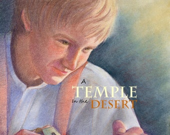 A Temple in the Desert  paperback