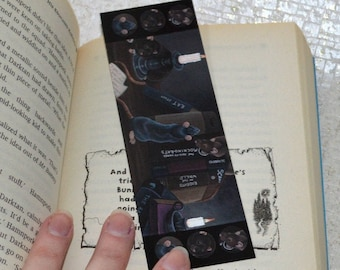 Library Rats Bookmark, Printed Bookmark For Rat Lovers, Fancy Rat Book Mark, Page Keeper, Gift Idea