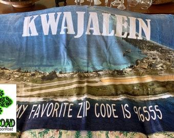 Almost Heaven Kwajalein Bag Tag