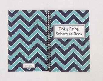 Baby Schedule Books
