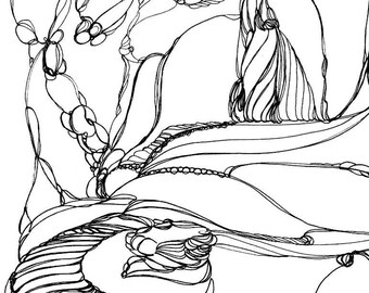 Set of 2 Coloring Pages
