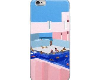 """iPhone Case of """"Spain Pool"""""""