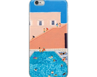 """iPhone Case of """"Gathering"""""""