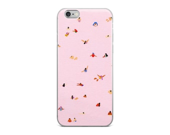 iPhone Case of 'Pink!'